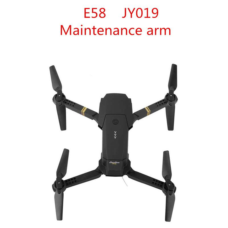 RCtown 4 teile/satz E58 JY019 RC Quadcopter Ersatzteile Achse Arme mit Motor & Propeller für FPV Drone Teile Ersatz d30