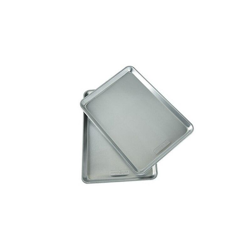 Baking Tools Baking Sheet Plate Cookie Tray Home Baking Pan Sheet Pizza Pan Aluminium Alloy Biscuit Baking Pan