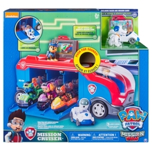Paw patrol dog toy rescue bus sound and light music patrol car high quality pvc product ryder model gift for children