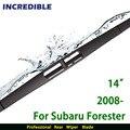 "Lâmina de limpador traseiro para Subaru Forester (2008-) RB620 14"""