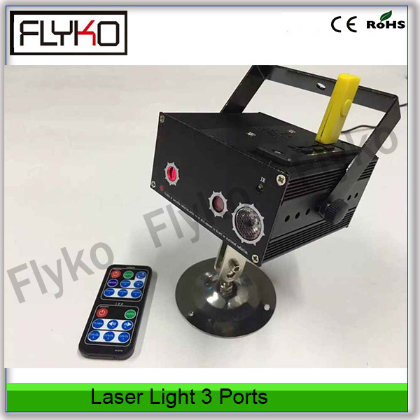 Free shipping 3 port new Laser light for KTV,Bar, Dj, Disco party decorationFree shipping 3 port new Laser light for KTV,Bar, Dj, Disco party decoration