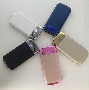 Image 5 - עבור שיאו mi MI iphone X הערה 8 30000mah כוח בנק חיצוני סוללה PoverBank 2 USB LED Powerbank נייד טלפון נייד מטען
