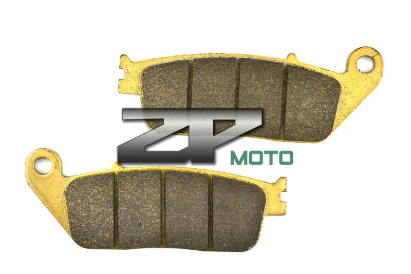 Organic Brake Pads For <font><b>SUZUKI</b></font> <font><b>VL</b></font> <font><b>1500</b></font> L3 (Boulevard C90) 13 VL1500 TL3 (Boulevard C90T/With Windshield) 2013 Front Brand New image