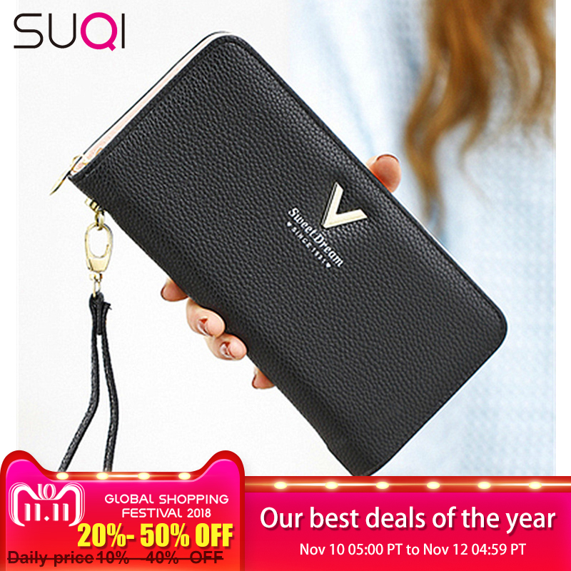 2018 Fashion Women Wallet Female Purse Pu Handbag Clutch Best Phone Wallet Female Case Phone Pocket Women's Purse Carteira Femme 1000pcs 1 4w metal film resistors 750kohm 1