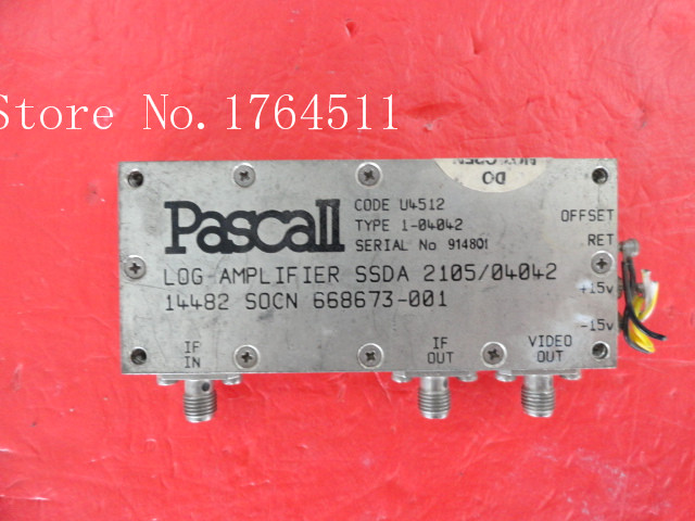[BELLA] PASCALL 668673-001 15V SMA Supply Amplifier
