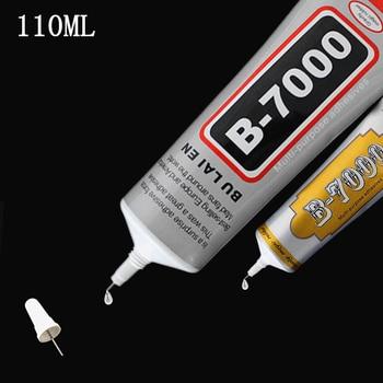 86c6a4e97d4 B7000 110 ml adhesivo multiusos joyería diamantes de imitación manualidades  DIY teléfono pantalla vidrio epoxi resina Super líquido pegamento B-7000  Gel de ...