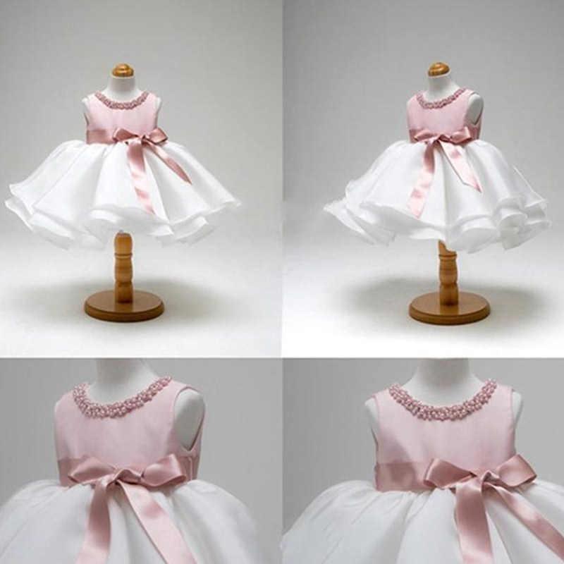 1 Año De Cumpleaños Vestido De Niña Para Niña Vestidos De