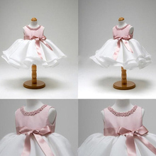 1 Year Birthday Baby Girl Dress For Girl Frocks Princess Tutu Baptism Infant Christening Gown Newborn Baby Summer Kids Clothes