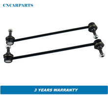 2 pcs Frente estabilizador Sway Bar link apto para Ford C-Max Foco Grande Kuga Mazda 3 5 Séries Volvo C30 C70 S40 V40 V50, BP4K-34-170C