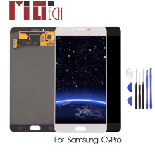 TFT C9000 LCD For SAMSUNG GALAXY C9 Pro Display Touch Screen Tested Digitizer Assembly C9Pro