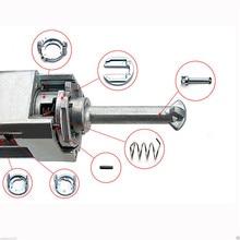 Автомобильный Дверной замок цилиндр ствола Ремонтный комплект для BMW X3 X5 E53 E83 передний левый или правый OE 51217035421 производительность как OEM 0,8