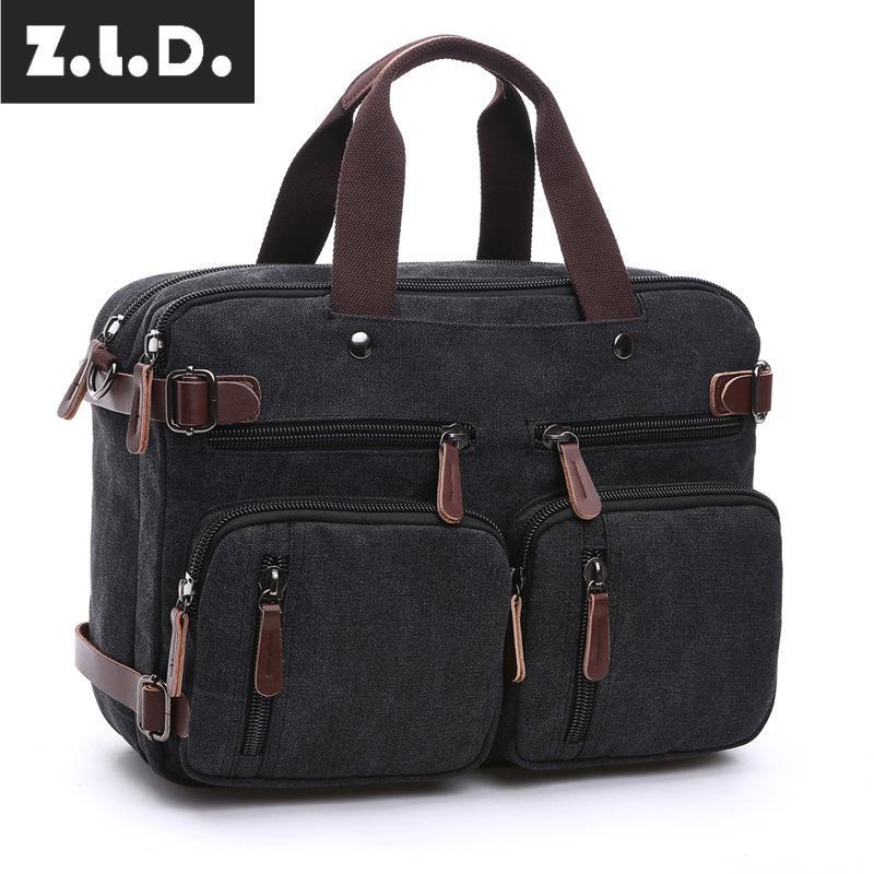 Z.L.D. Многофункциональная Дорожная сумка на плечо для мужчин и женщин, диагональная портативная деловая сумка для компьютера|Дорожные сумки| | АлиЭкспресс
