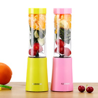 2019 Mini Personal Blender Portable Sport Bottle Juice Extractor Milk Shake Fruit Vegetable Hand Blender DIY Drink Juicer