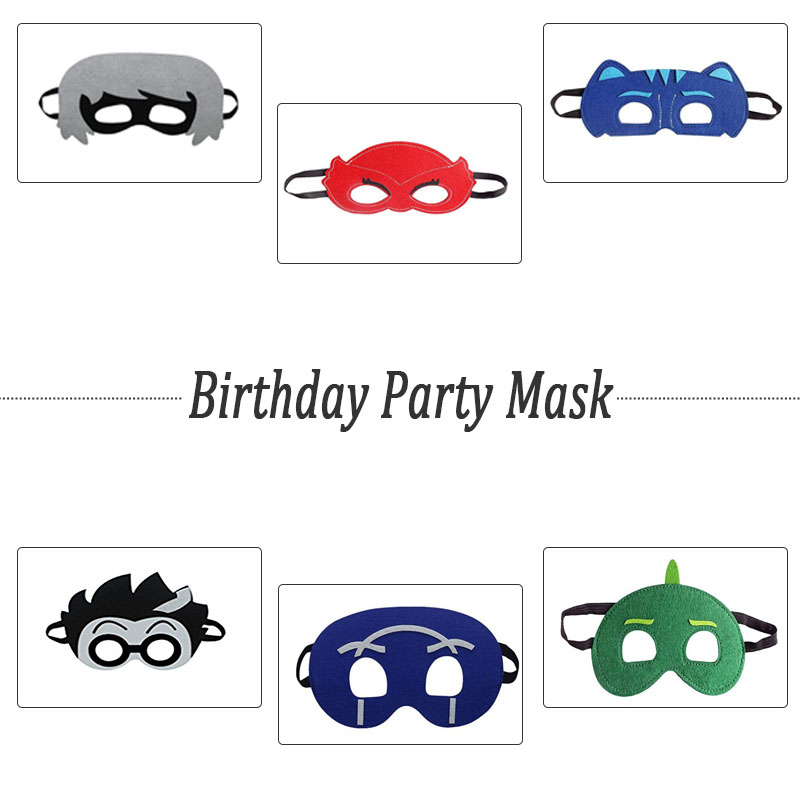 Superhero mask Cosplay Superman Batman Spiderman Hulk Thor IronMan Princess Halloween Christmas kids Adult Party  Soul Eater