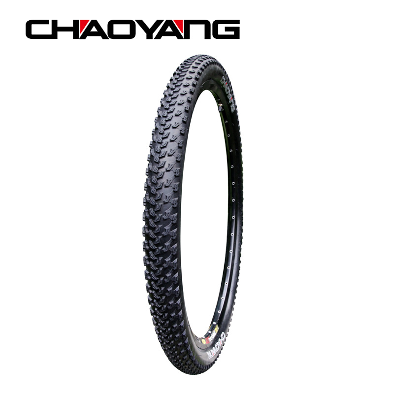 CHAOYANG H-5166 High Quality Steel Wire Mountain Bike Tyre Bicycle MTB Tire 26/27.5*2.1/2 Cycling Bicycle Tyres Bicycle Parts kenda mtb bicycle tire 27 5x1 95 mountain bike tyres bicycle parts k1118