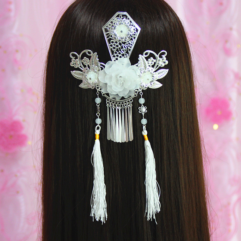 Novelty & Special Use Popular Brand Golden Ancient Hair Clip Vintage Hairpin Vinatge Hair Accessories Chinese Han Dynasty Hair Decoration Warrior Hair Decoration Kids Costumes & Accessories
