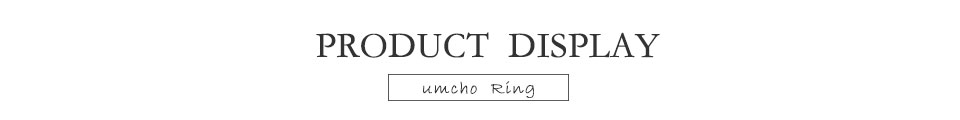 UMCHO  925 sterling silver ring for women RUJ083Z-1-pc (3)