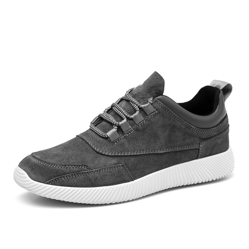 New Fashion Men Casual Shoes Synthetic Leather Men's Flats Breathable Lace up Walking Trainers Male Handmade chaussure homme 2017 new summer breathable men casual shoes autumn fashion men trainers shoes men s lace up zapatillas deportivas 36 45