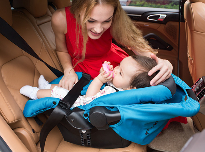 2017 Hot Sale Rushed Rear-facing Ccc Pouch Newborn Car Seat Baby Carrier Sleeping Basket Cradle Carriage Eu Standard Funcation hot sale hot sale car seat belts certificate of design patent seat belt for pregnant women care belly belt drive maternity saf