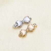 Фурнитура для изготовления украшений застежка Clousure перламутровые застежки аксессуары для женщин бусины, жемчужины браслеты ожерелье сдел
