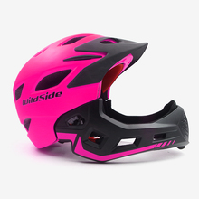 Full coverage bicycle helmets Adult chil
