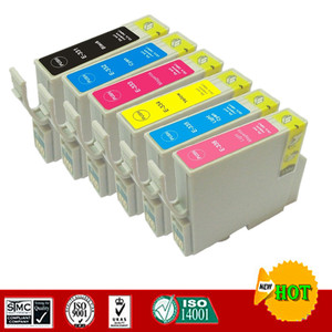 Compatible ink cartridge for T0331 - T0336 suit for Epson Stylus Photo 950 960 etc.