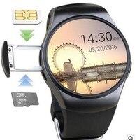 Модные Aplus Smart Watch kw18 поддержка SIM карты Bluetooth 4,0 Смарт часы Высокое качество для IOS и Android телефон Reloj Mujer