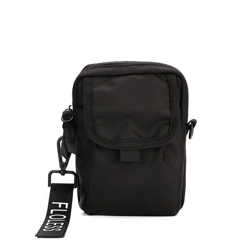Luxury Brand Men Bag Satchel Man Shoulder Mini Phone Bag Outdoor Oxford Men Travel Bags Sac Un Voyage Au Pays Des Merveilles