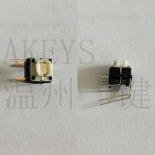 15PCS TS-H010 Pressure Control Switch 6 Pin 90 Degree Bend With LED