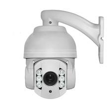 4″ HD 2MP 1080P HD CVI High Speed Dome PTZ Camera 5-50mm 10x Zoom Lens Wall Mount