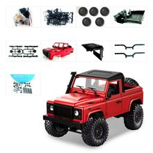 1/12 Rock Crawler D91 2.4G 4WD RC Car Remote Control Truck Toys Unassembled Kit Defender