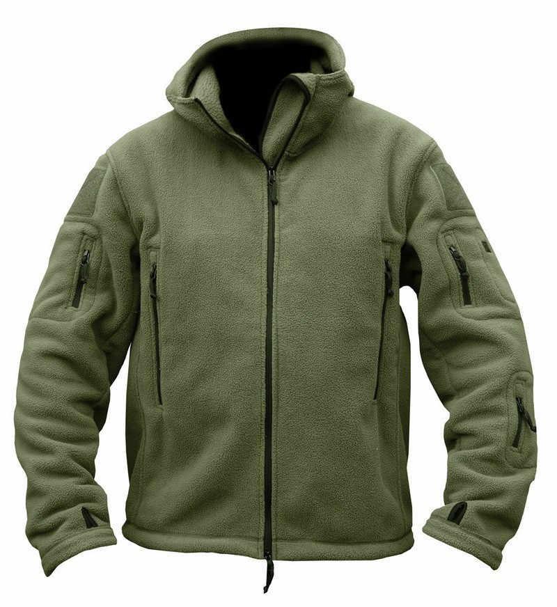 軍人フリース tad戦術ソフトシェルジャケット屋外ポーラテックサーマル スポーツ ハイキング極地フード付き コート上着軍の服
