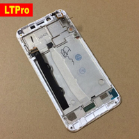Top Quality NEW Replacement LCD Display Touch Digitizer Screen Assembly With Frame For Lenovo K5 Plus