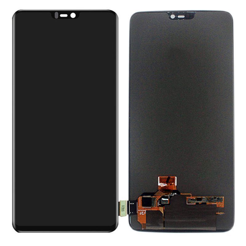For One Plus 6 Six LCD Display Touch Screen Digitizer Assembly Repacement Parts 10pcs/lotFor One Plus 6 Six LCD Display Touch Screen Digitizer Assembly Repacement Parts 10pcs/lot