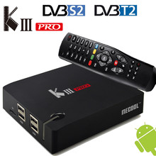 All in one Android 6.0 Hybrid DVB-T2 Terrestrial DVB-S2 Satellite Receiver Smart TV Tuner Blutooth 4.0 3GB/16GB Wifi LAN Cline