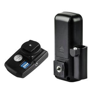 Image 4 - Godox CT 16 16 kanałów kamera bezprzewodowa wyzwalacz lampy błyskowej 2x odbiornik dla Canon Nikon Pentax Olympus lampa błyskowa