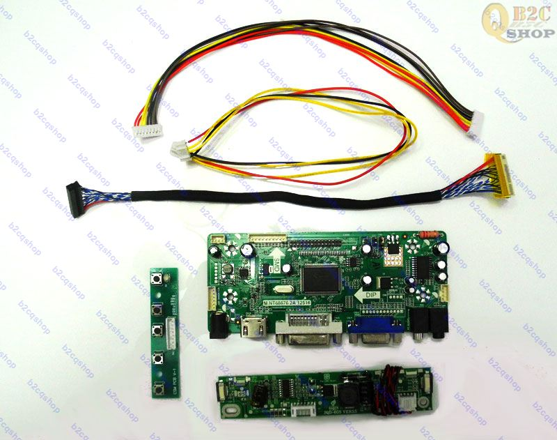 Back To Search Resultscomputer & Office New Fashion Vga Lcd Controller Board M.rt2270.1c Kit With 10.1inch 1366x768 N101bcg-l21 Ips Lcd Screen Panel