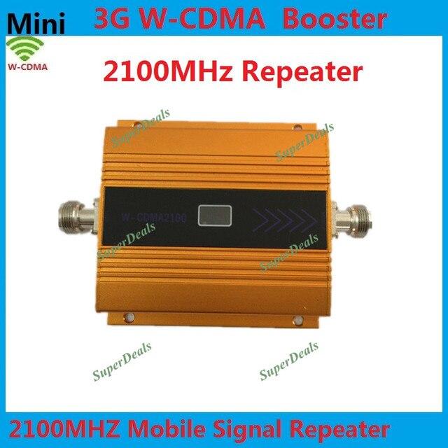 UMTS 3 Г Ретранслятор Мобильный Телефон Сотовый Телефон WCDMA 2100 мГц 3 Г Усилитель Сигнала С ЖК-Дисплеем 3 Г Repetidor Усилитель Повторитель Сигнала