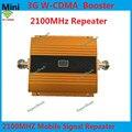 UMTS 3G Repetidor Del Teléfono Móvil Del Teléfono Celular de WCDMA 2100 mhz 3G Amplificador de Señal Con la Exhibición del LCD 3G Repetidor de la Señal Del Repetidor Del Amplificador