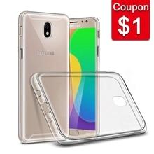 TPU Soft Silicone Case For Samsung Galaxy J2 J3 J4 J5 J6 J7