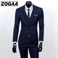 ba3a7a5d6 Men Suit Slim Wedding Suits La mejor compra