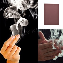 Hot Sale 5pcs Magic Finger Smoke Hell's Smoke Finger Tips Party Magic Tricks Bitrthday Gift Classic Toys for Children Baby Kids
