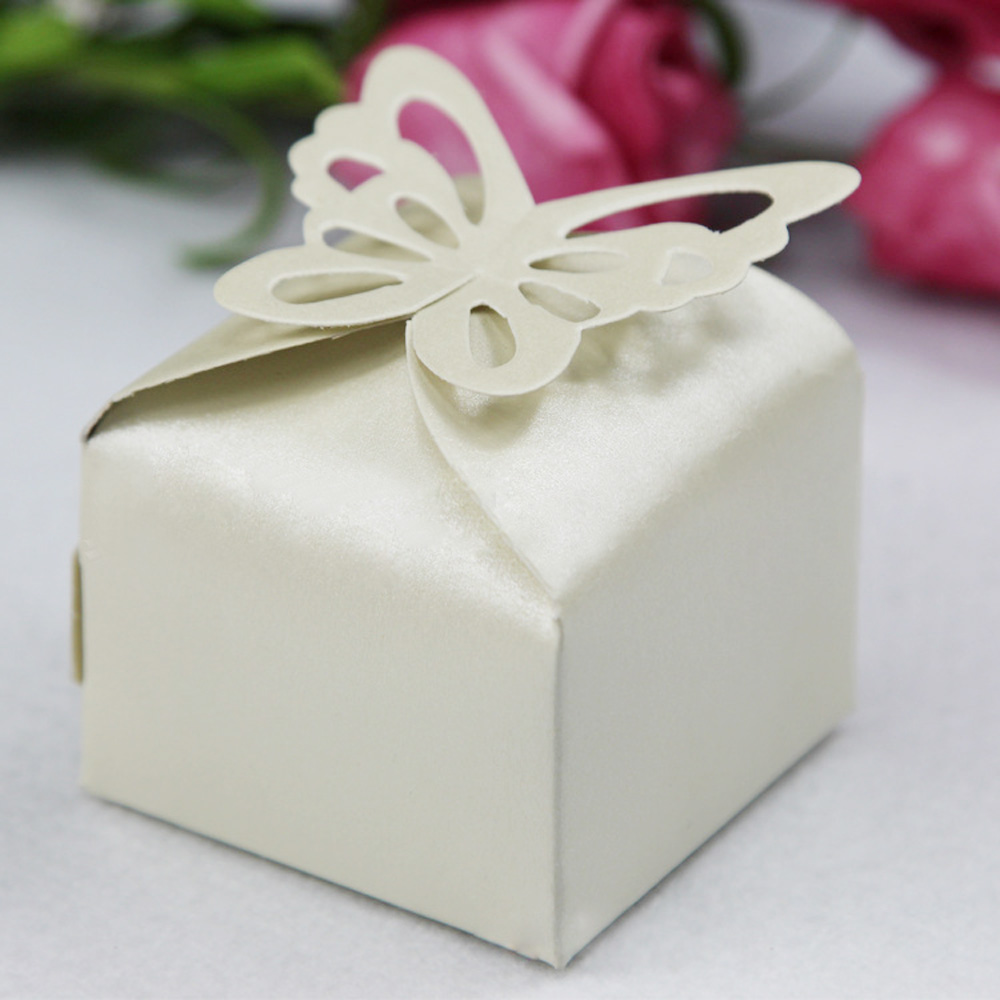New Arrival 10pcs/set Romantic Wedding favors Decor Butterfly DIY ...