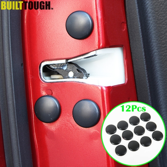 Car Door Lock Screw Protector Cover For Hyundai Tucson Elantra Creta IX25 IX35 Sonata Solaris Santa & Car Door Lock Screw Protector Cover For Hyundai Tucson Elantra Creta ...