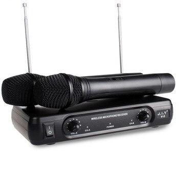 Handheld Wireless Karaoke Microphone Karaoke player Home Karaoke Echo Mixer System Digital Sound Audio Mixer Singing Machine V2 k2 wireless mini family home karaoke echo system handheld singing machine box microphone karaoke player