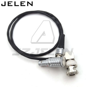 Image 5 - TIMECODE CABLE AMBIENT nanoLOCKIT 0b 5pin TO  zoom f4/f8 BNC