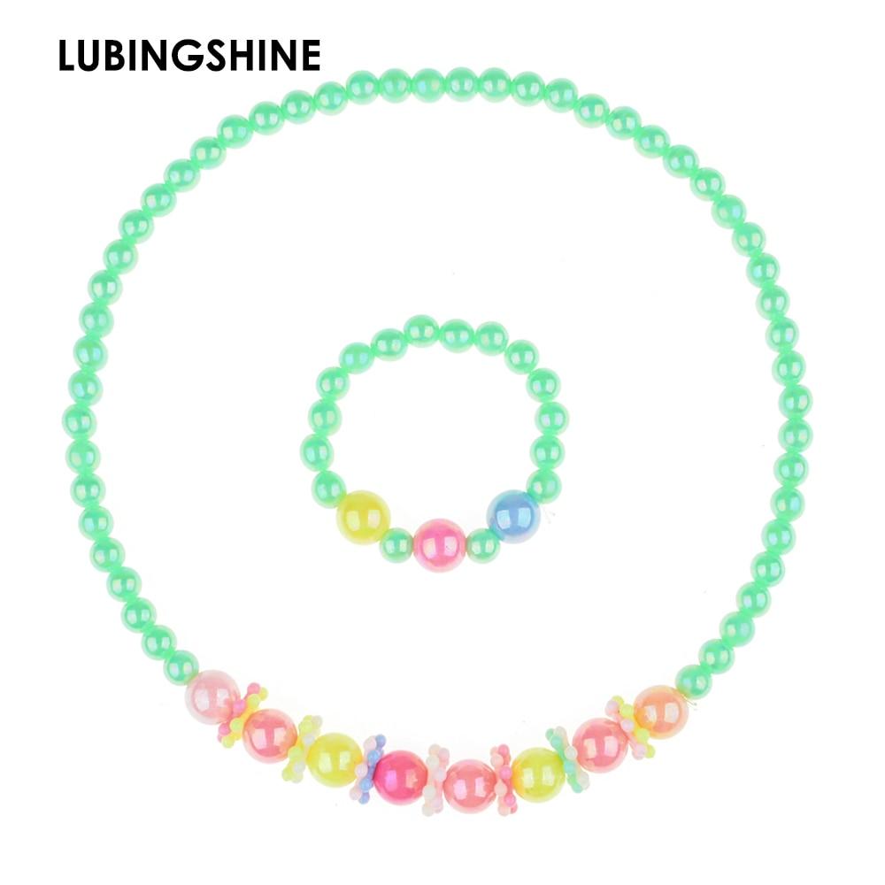 Aliexpress Com Buy Candy Color Handmade Children Beads