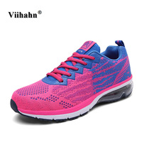 Viihahn Women S Running Shoes Women Sneakers Breathable Mesh Outdoor Athletic Sports Shoes Light Female Size