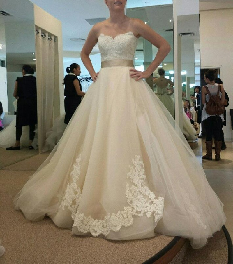 Charming Vintage Sweetheart A Line Lace Bridal Gown With Sashes Vestido De Noiva Longo 2018 Mother Of The Bride Dresses