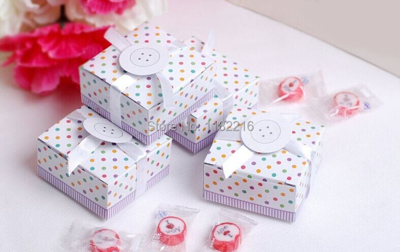 Aliexpress Buy Sale 30 pcs Lovely Button Baby Shower Cute – Baby Announcement Candy